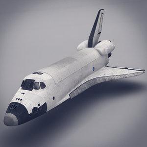 space shuttle lwo