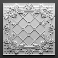 3d max tile wall brooklyn tin