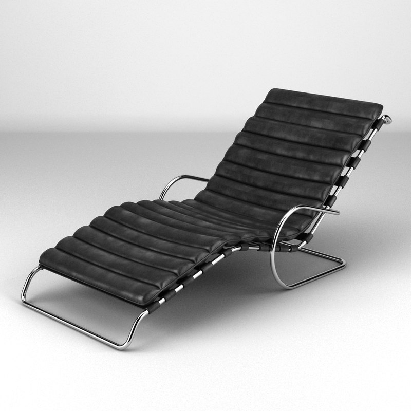 max mr chaise longue