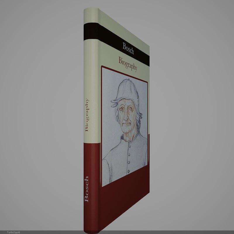 book 63 3d model