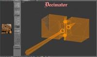 3d decimator 3d