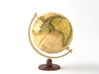 globe arch 3d model