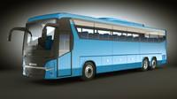 3d 2014 scania metrolink model