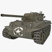 M18 Hellcat WWII American Tank Destroyer