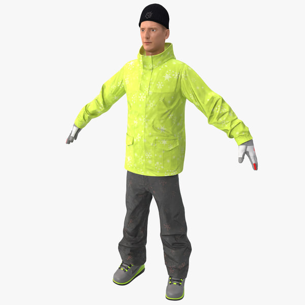 max man winter clothes