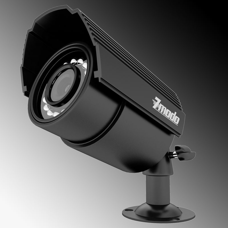 3d night vision camera zmodo