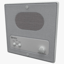 intercom 3D models