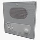 intercom 3D models