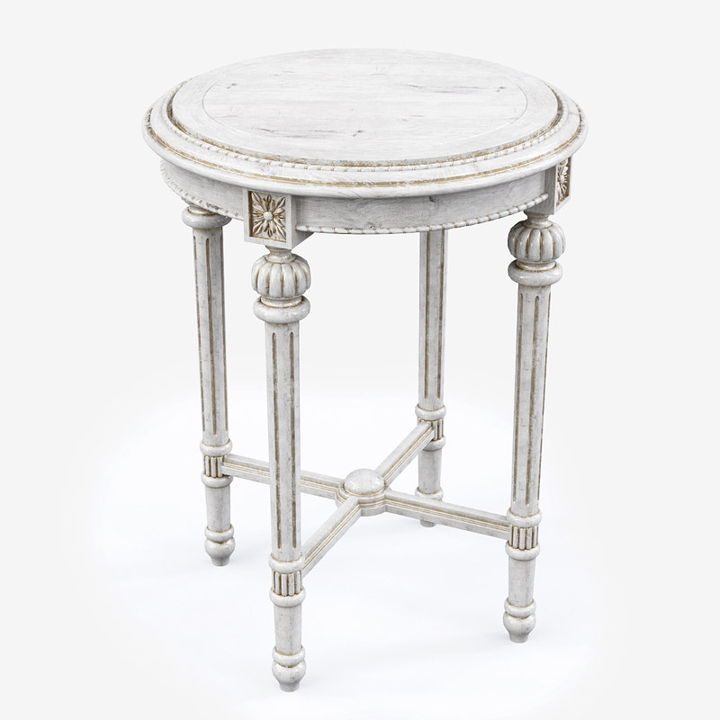 3d savio firmino table model