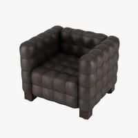 hoffman cubis chair max
