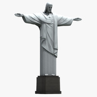 Christ the Redeemer, Cristo Redentor (statue) Rio De Janeiro, Brazil
