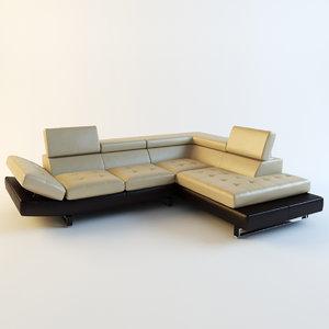 modern corner sofa max