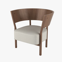 Tosai Lounge Chair 001