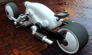 free detonator 3d model