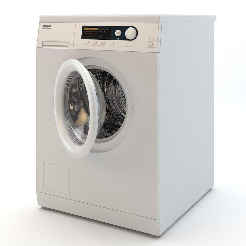 max miele washing machine