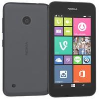 Nokia Lumia 530 Dual SIM Black