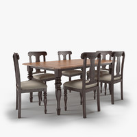max dining table chairs