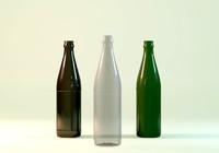 anadolu 256550 beer bottle c4d
