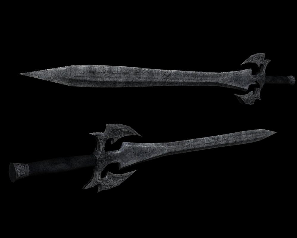 sword iron 3ds