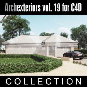3d model archexteriors vol 19 scene