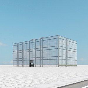 building 09 skyscraper 3d model