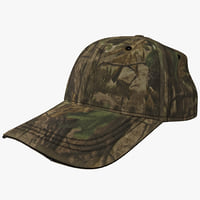 Led Light Camo Fishing Hat