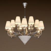 Casa Fendi ottavia chandelier