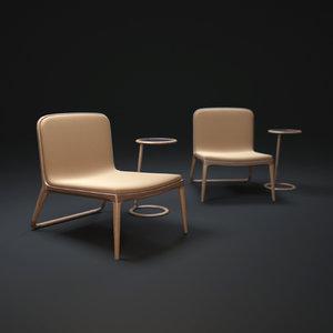 ceccotti-collezioni-chair 3d obj