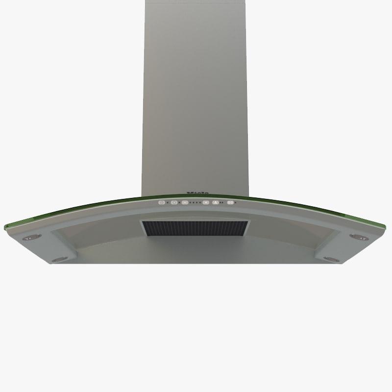 max miele ventilation hood