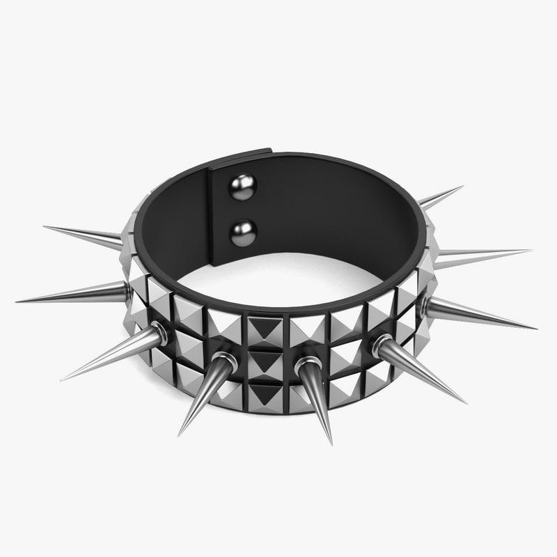 maya punk bracelet