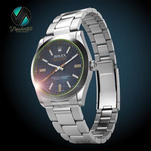 3d rolex watches model