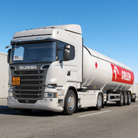 Scania R 730 (LNG Tanker)