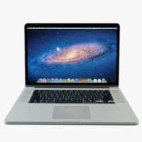 3d apple macbook pro