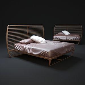 3d buonanotte-bed model
