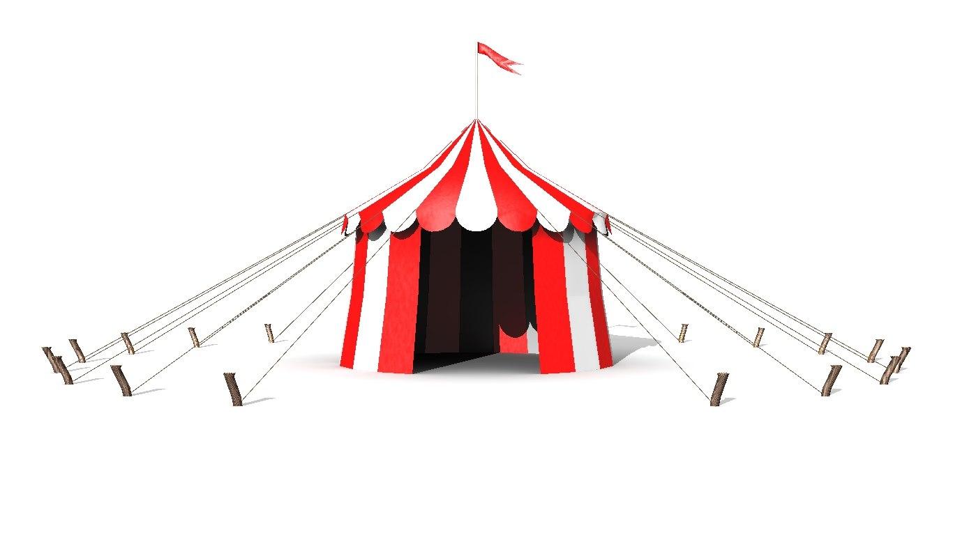 circus lightwave 3d dxf