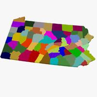 max counties pennsylvania
