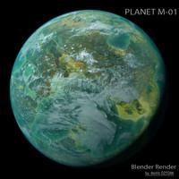 Planet M-01