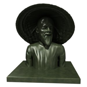 3d sculpture print