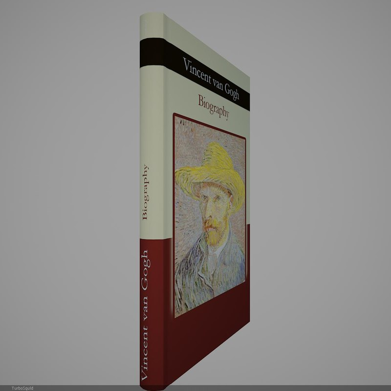 book 61 3d model