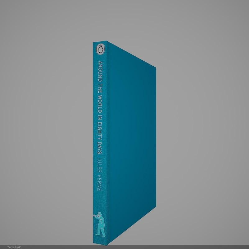 3d book 69 model