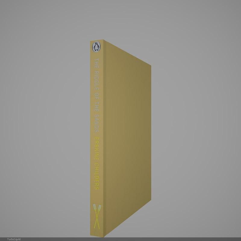 book 76 3d model