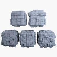 Sci-Fi Cube MHT-05