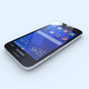 Samsung Galaxy Star 2 Plus 3D models