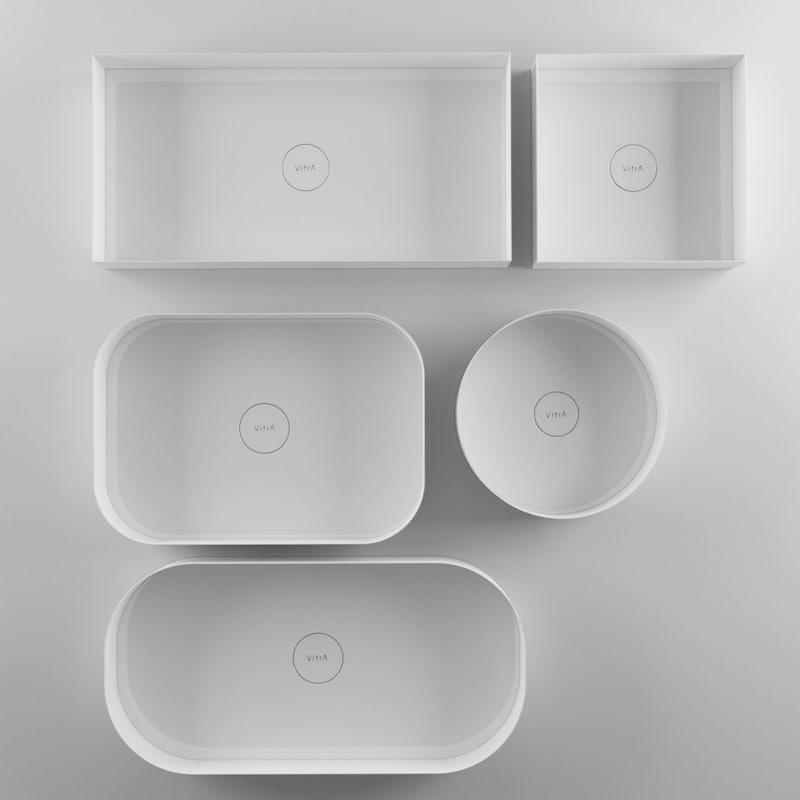3d model vitra - memoria sink
