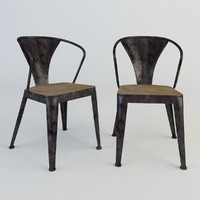 3d model mobili casanova sedia