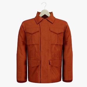 male red coat hanger 3ds