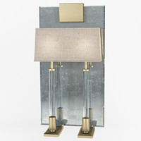 baker - versailles wall light max