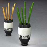 bamboo 3d max