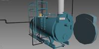 Boiler-300HP