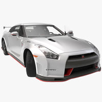 Nissan GT-R Nismo 2015 Rigged